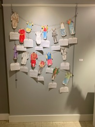 Clothes Line Around the World, by Jill Halpern(text) & Jordan Marr(visual art)